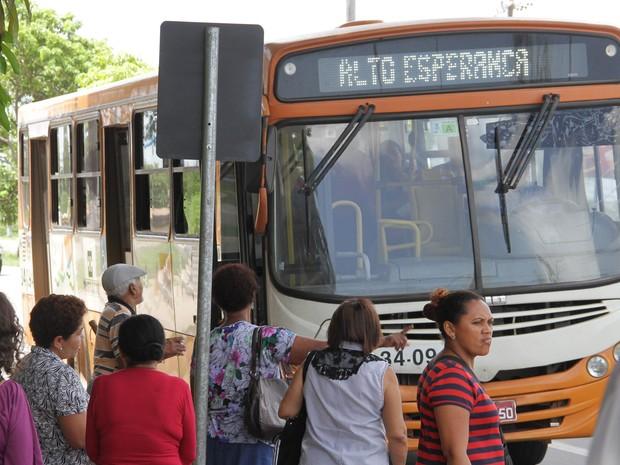 Lançado edital de licitação do sistema de transporte em São Luís (Foto: Biaman Prado/Jornal O Estado)