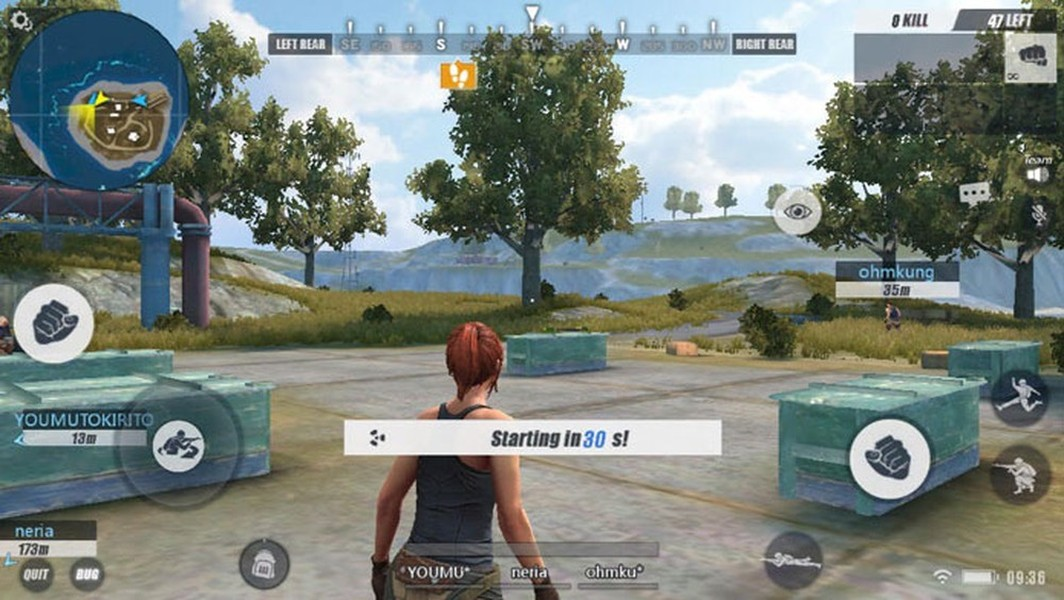 rules of survival item locations
