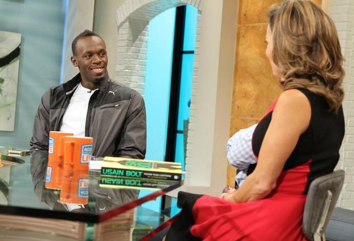 Usain Bolt corrida de tartaruga (Foto: Reprodução Facebook)