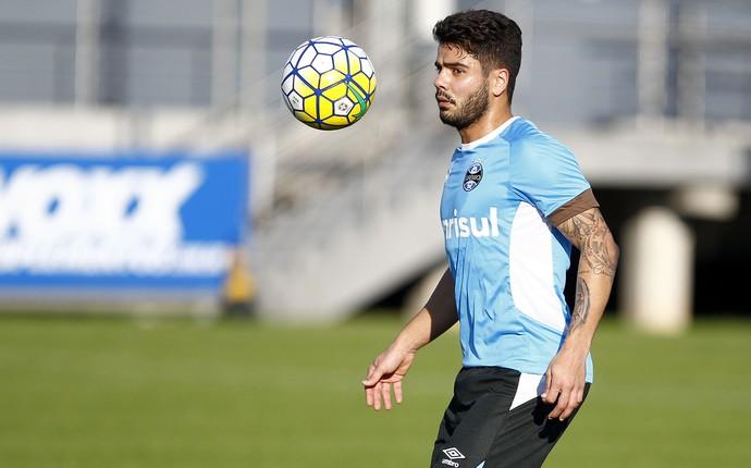 Henrique Almeida Grêmio (Foto: Lucas Uebel/Grêmio)