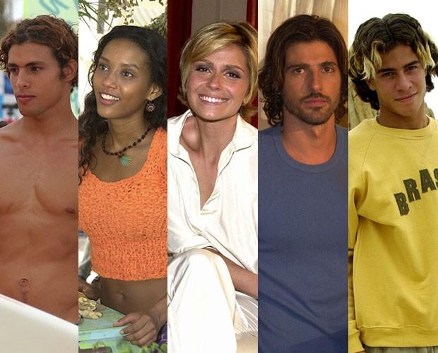 Da Cor do Pecado (Foto: Divulgação/TV Globo)