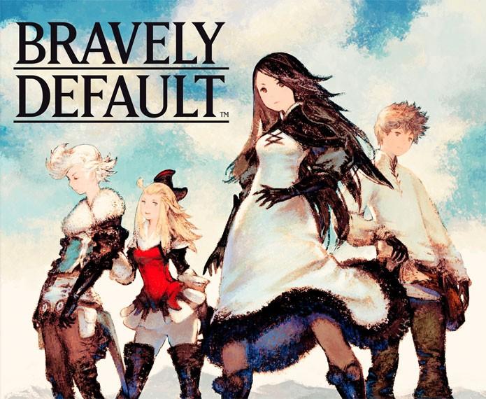 Bravely Default (Foto: Divulgação)