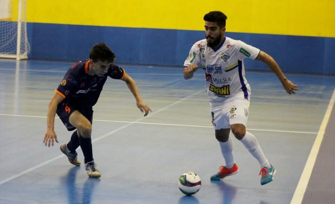 São José Futsal x Bauru Futsal Liga Paulista (Foto: Quarttus Marketing/Divulgação)