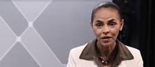 Marina diz que Dilma quer ressuscitar o medo (Caio Kenji/G1)