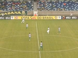 Cuiabá e Murici Copa do Brasil Arena Pantanal (Foto: Attila Eugênio/TVCA)