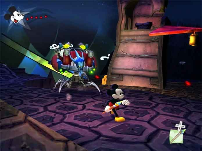 Epic Mickey (Foto: Divulgação/Disney)
