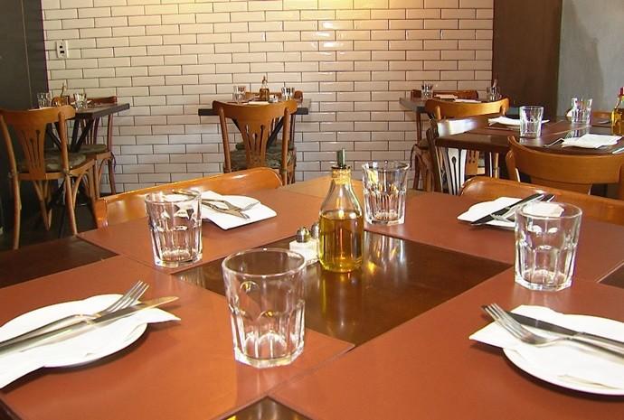 O sistema de reservas facilita muito a vida dos clientes e restaurantes (Foto: De Ponta a Ponta / TV TEM)