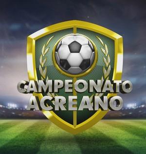 logo campeonato acreano (Foto: Reprodução/TV Acre)