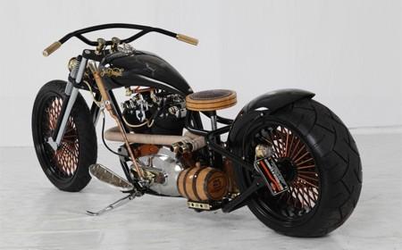 Mundial; customização; Thunderbike; motos; Hoosier Daddy Choppers (Foto: Onno Wieringa/Frank Sander/Divulgação)