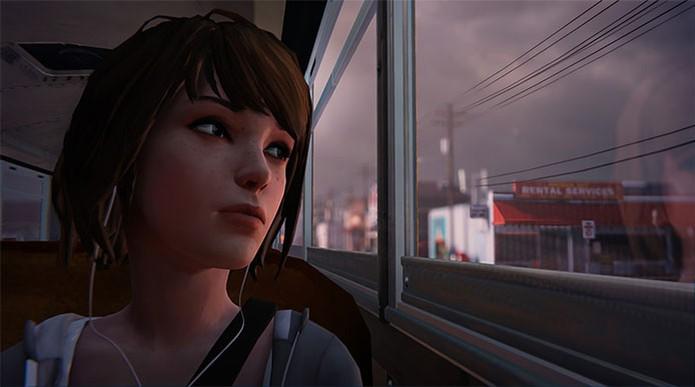 No segundo episódio de Life is Strange, as escolhas do jogador afetam o decorrer do enredo (Foto: Divulgação)