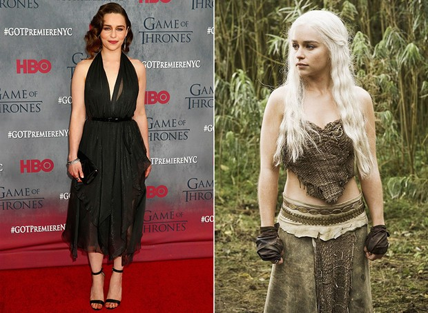 Game of Thrones - Emilia Clarke (Foto: Reuters | Divulgação)