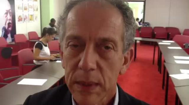 Walter Feldman fala sobre Aécio Neves