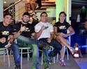 Curtinha: Atletas do Bellator e UFC fazem noite de autógrafos em Natal