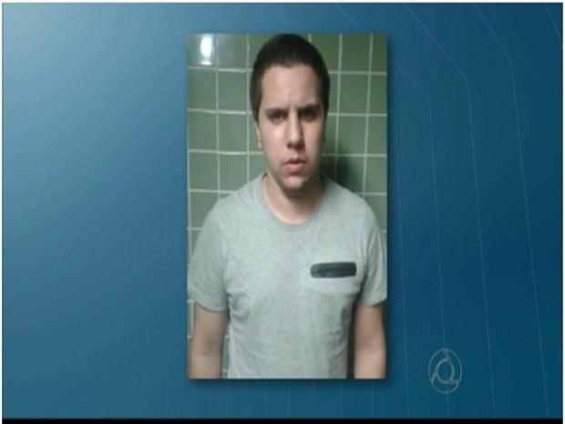 Iargon Remon foi acusado pelo crime de homicídio privilegiiado e pegou 13 anos e 4 meses de prisão (Foto: Reprodução/TV Cabo Branco)