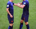 Robben substitui Robin van Persie como capitão da seleção holandesa