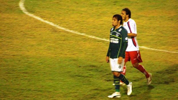 Ricardo Goulart Goiás (Foto: Filipe Rodrigues / Globoesporte.com)