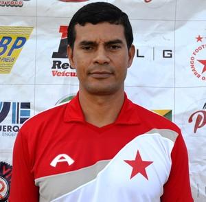 Jader de Andrade, preparador físico (Foto: Duaine Rodrigues)