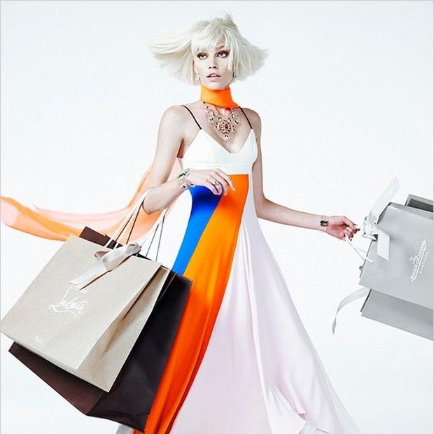 Compras em casa prometem ficar ainda mais práticas (Foto: Zee Nunes/Arquivo Vogue)