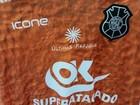 Uniforme 'cor de lama' de time do ES lembra desastre no Rio Doce