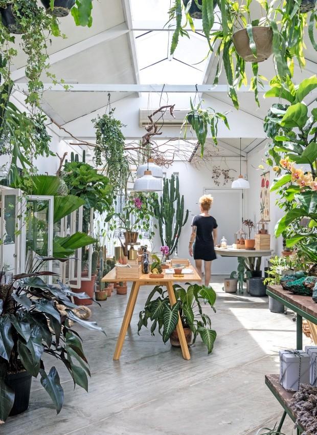 Flo Atelier Botânico (Foto: Alexandre Disaro / Editora Globo)