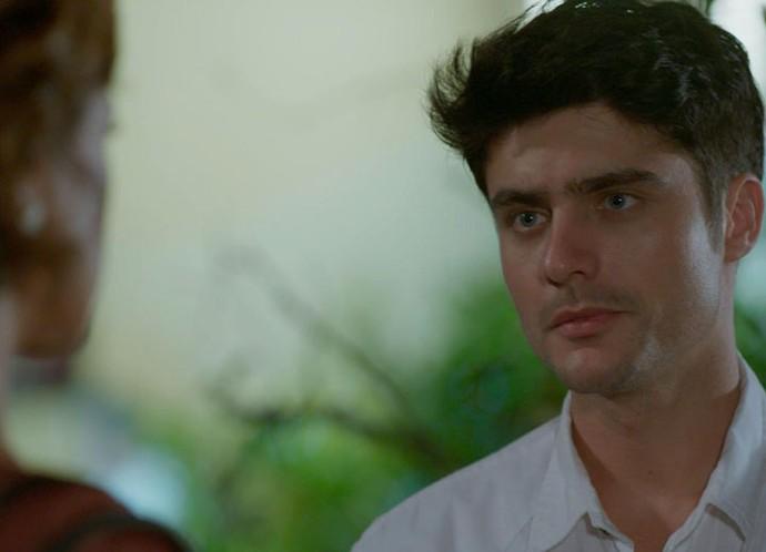 Tito se declara para Ana (Foto: TV Globo)
