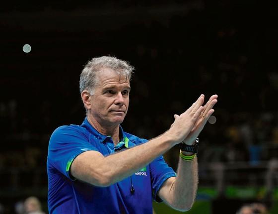 Bernardinho ex-tecnico da seleção masculina,Vôlei (Foto:  Marcello Dias/Futura Press)