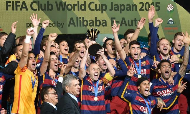 Barcelona torna-se o clube com o maior número de títulos ... 57b7d8b70c6a7