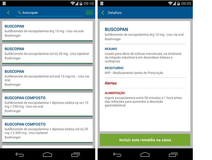 Caixa de Remédios te ajuda a controlar seus medicamentos no Android (Foto: Divulgação) (Foto: Caixa de Remédios te ajuda a controlar seus medicamentos no Android (Foto: Divulgação))