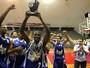 Macaé Basquete bate o Tijuca e fica com o título do Torneio Carioca