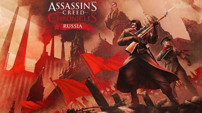 Assassins Creed Chronicles Russia retrata bem a Rússia de 1918 (Foto: Divulgação/Ubisoft)