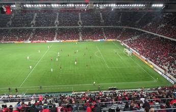 Atlético-PR x Corinthians: ingressos à venda para rubro-negros pela internet