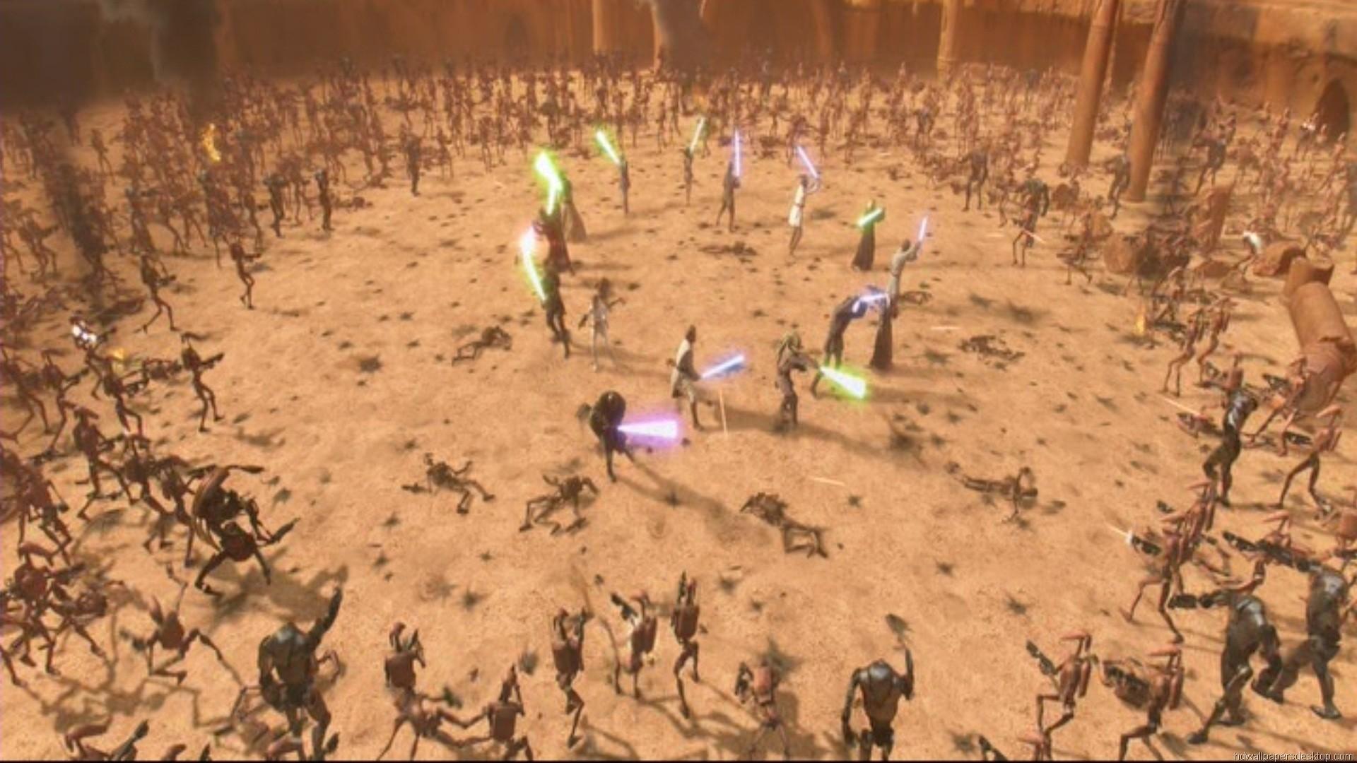 (Foto: Star Wars Episódio 2: O Ataque dos Clones)