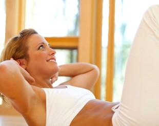 mulher abdominal 5 + eu atleta (Foto: Getty Images)