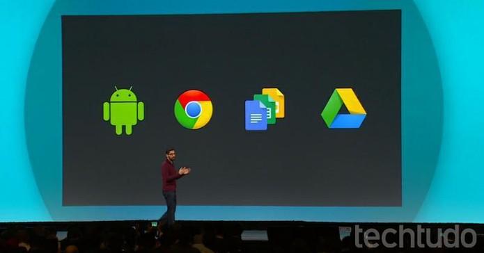 Drive for work: um Google Drive com dados encriptados e armazenamento ilimitado (Foto: Reprodução / Google)