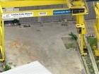 Buraco de metrô é inundado após gasto de R$ 1 bi em obra no Rio