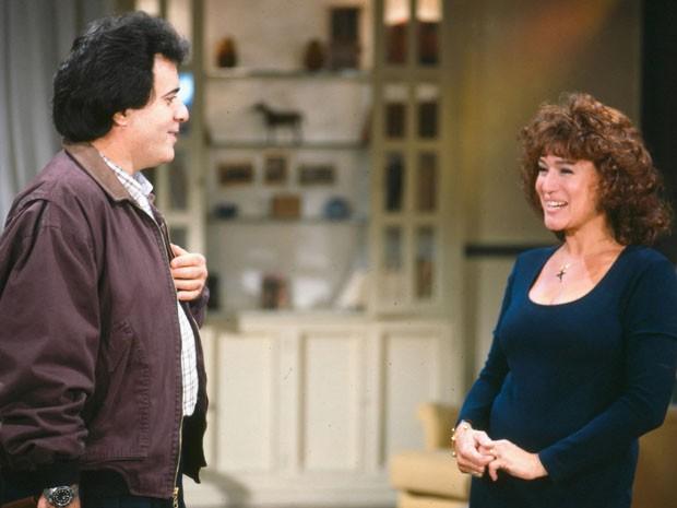 Tony Ramos e Susana Vieira estão no elenco da novela (Foto: CEDOC/TV Globo)