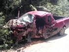 Cinco pessoas morrem em acidentes de trânsito na terça-feira em SC