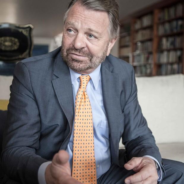 Jorge G. Castañeda  ex secretario de Relaciones Exteriores (Foto: Agencia EL UNIVERSAL/Germán Espinosa/JMA   (Newscom )