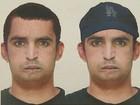 Polícia divulga retrato falado de suspeito (Divulgação/Polícia Civil )