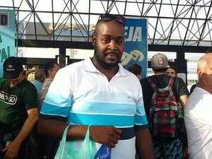 João Paulo Clemente quer estudar ciências sociais (Foto: Carol Malandrino/G1)