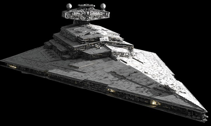 Star Destroyer, o Originais
