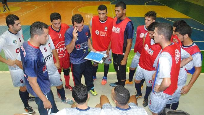 Itpac vence em casa e vai para o jogo de volta com a vantagem do empate (Foto: FTFS/Divulgação)