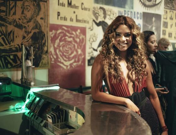 Lucy Alves lança nesta sexta-feira (7) o clipe da canção Caçadora (Foto: Divulgação)