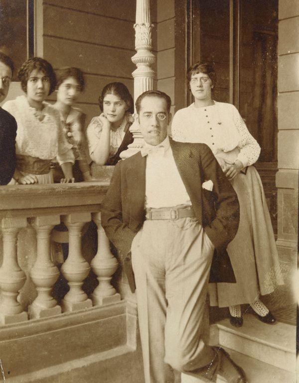 Mario de Andrade (Foto: Arquivo IEB)