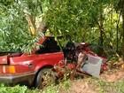 Acidente mata duas pessoas e deixa dois feridos em Ibirubá, RS