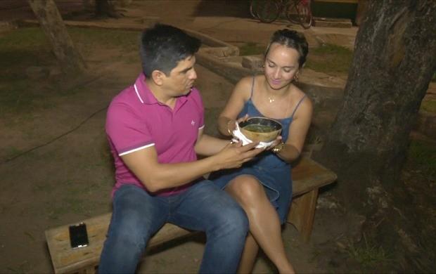 Consumo de tacacá movimenta economia na região de Guajará-Mirim (Foto: Bom Dia Amazônia)