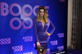 Festa Boogie Oogie - Deborah Secco (Foto: Roberto Teixeira/ EGO)