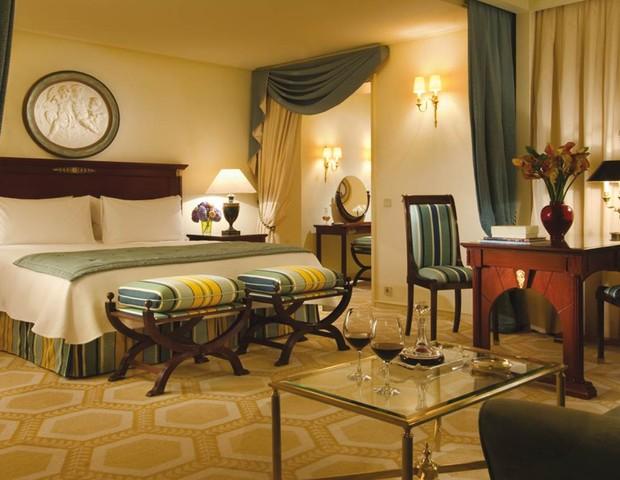 Ritz Four Season, em Lisboa (Foto: reprodução )