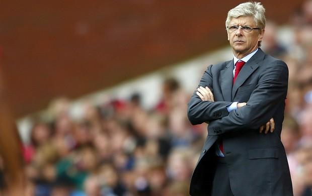 Arsène Wenger técnico Arsenal (Foto: AP)