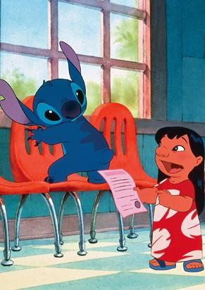 lilo & stitch (Foto: reprodução/divulgação)